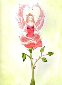 Rose Faery