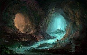 cave_by_nele_diel-d655qw5