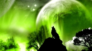 Green_outer_space_trees_animals_planets_moon_wolf_1366x768_wallpaper_www.wall321.com_76